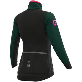 Alé Cycling Clima Protection 2.0 Future Nordik Chaqueta Mujer, green